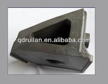 railway brake shoe, brake wedge