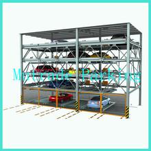 multilevel building a car park