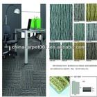 NY560-008 corridor carpet nylon printed carpet tile