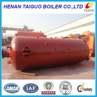 Vertical Coal Fired Steam Boiler! Water Tube Type Vertical Boiler
