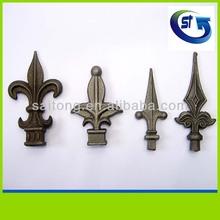 Ornamental Cast Iron Fence Finials