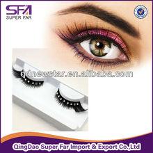 Diamond false eyelashes,fake lashes,for cheap faux lashes