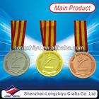 Skull Heads metal coin,custom metal token medals