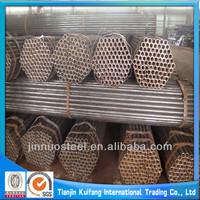 black welded steel pipe q235 properties