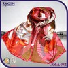 horse design fashion accessories neckwear silk scarf photo print