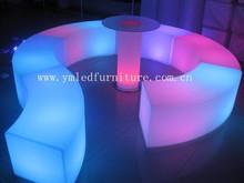Modern lounge furniture/Modern sofa set/LED modern furniture