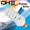 ISO/CE/NOM 8000hrs/6000hrs Full Spiral CFL Manufactuer in Guangzhou