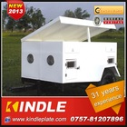 Kindle Professional heavy duty motorcycle camping trailer
