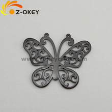 Butterfly shape acrylic necklace Yiwu hot sale