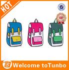 newest cute japan 3d school bags