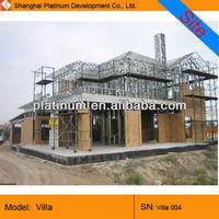 Prefabricated Building for European Market
