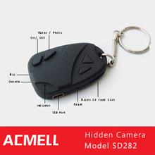 Micro hidden camera 4GB/8GB hd 808 car key camera