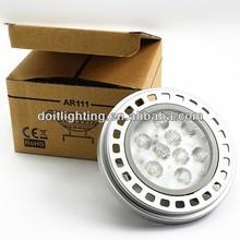 Dimmable AR111 11w High Power LED G53