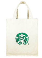 Screen printed decor handle bag function fancy shopping bag