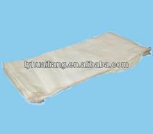 low price pp quick sandbags expandable polymer sandbag 20kg 25kg