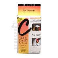 Ester-C Ultra-C Eye Lift Cream Anti Aging Vitamin C Cream .47 OZ