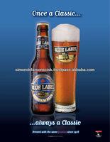 Blue Label Premium Beer
