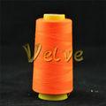 Reciclado hilo de algodón de colores