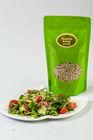 Hemp used in Food Shelled seeds in 250g green packaging