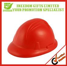 Fashional Style Logo Printed Top Quality PU Stress Helmet
