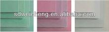 1220x2440mm waterproof Gypsum Board/ Drywall/ Plasterboard/ Interior Wall Panel/ Paperbacked plasterboard