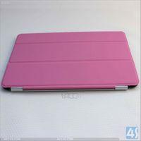 electronic liquidation 3 folding pu leather single cover case for ipad mini 2 with retina dispaly