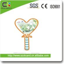eco-friendlly pvc bookmark card