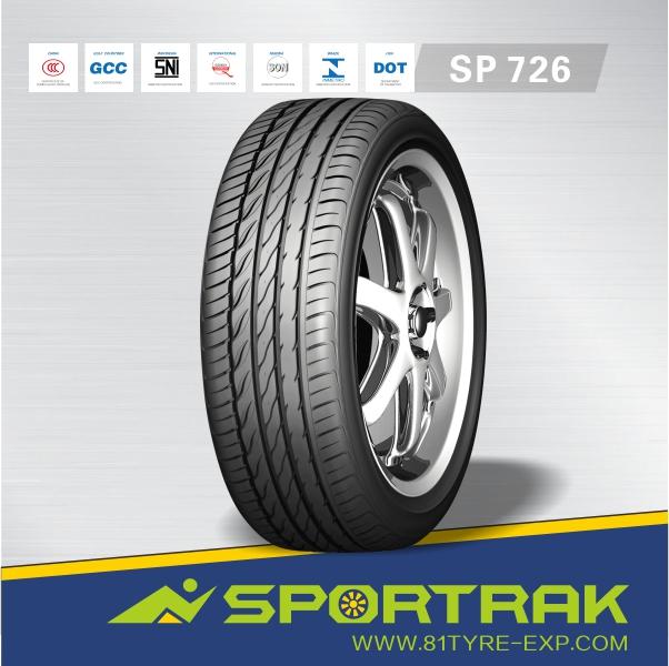 High Performance radial car tire