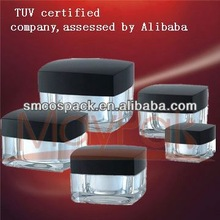 30g cosmetics cream glass bottles and jars