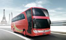 foton auv 53 seats 12m high decker bus