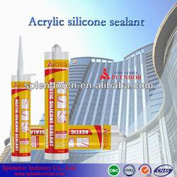 Silicone sealants; acrylic sealant; glass adhesive/glue;acrylic caulk/emulsion