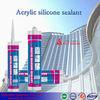 Silicone sealants; acrylic sealant; glass adhesive/glue