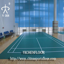 Export cheap indoor volleyball court floor with high quality