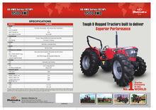 TRACTOR MAHINDRA 9500 4WD