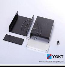 low power audio amplifier enclosure
