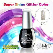 International Salon Glitter Gel