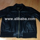 Artificial Leather Coat