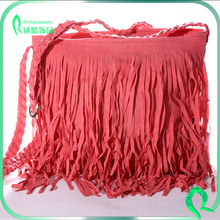 Korean Style 2013 New Ladies Casual Bags,Autumn And Winter Joker Single-Shoulder Inclined FashionTassel Bags For Girls
