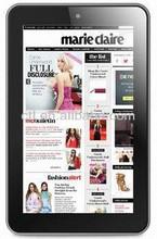 en ucuz android tablet pc 7 inch RK3188 quad core app development