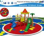 (A-02801) BEAUTIFUL GARDEN CHILDREN PLAYROUND ,REAL ESTATE CHILDREN PLAYGROUND ,JUNGLE GYM OUTDOOR CHILDREN GAMING MACHINE