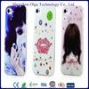 for iphone case. 2013 printing beautiful girl tpu