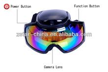 Multifunctional 720P HD hidden camera sports/hunting/skiing goggle