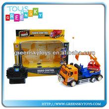 4 canali rc costruzione camion giocattolo escavatore rc escavatore