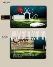 Pendrive Boleh Cetak Hadiah dan Cenderahati - Customize Flash Drive