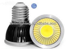 New Item E27 3W COB Lamp Cup,AC 85V-265V,CCC,CE,ROHS,Competitive Price