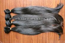 top high quality Vietnam hair virgin remy hair no chemicals Bulk Hair