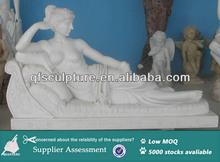 Famous Marble Stone Pauline Bonaparte Sculpture