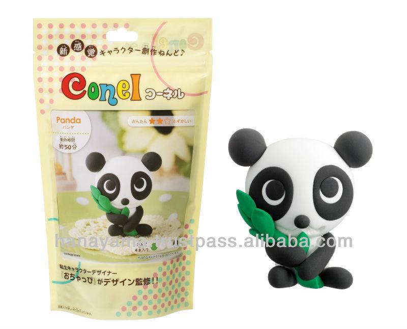 Dry Clay Art Air Dry Clay Art Panda For