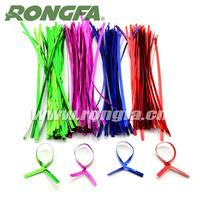 colorful bag ties wire / Plastic ties / twist ties factory