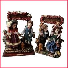 Resin wholesale wedding decorations